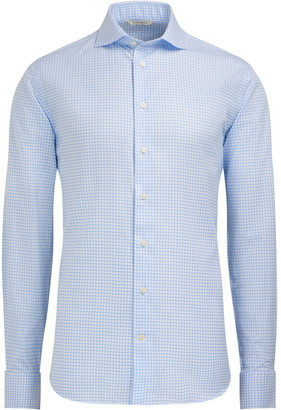 Suitsupply Classic Fit Check Dress Shirt