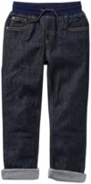 Crazy 8 Lined Pull-On Rocker Jeans