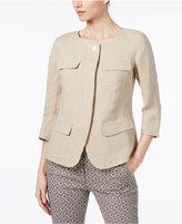 Max Mara Barca Linen Jacket