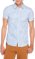 Scotch & Soda Short Sleeve Poplin Shirt