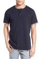 Rodd & Gunn Men's 'Finlayson' Short Sleeve Henley T-Shirt