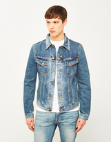 Nudie Jeans Billy Denim Jacket Crunch Blue