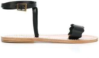 Solange Side Buckle Sandals