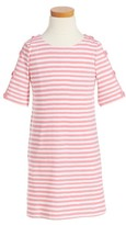 Kate Spade Toddler Girl's Bow Sleeve Shift Dress