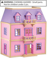 Melissa & Doug Kids Toy, Multi-Level Wooden Dollhouse