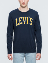Levi's Levis Collegiate L/S T-Shirt