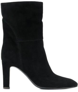Giuseppe Zanotti Contrast Stitch Boots