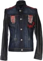 Philipp Plein Denim outerwear - Item 42605774