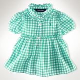 Gingham Edina Top