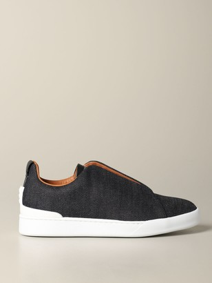 Ermenegildo Zegna Sneakers Shoes Men