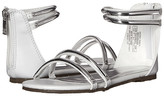 Ivanka Trump Kids Golden Sandal (Little Kid/Big Kid)
