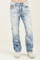 True Religion Ricky Straight Super T Mens Jean