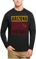 '47 Men's Arizona Cardinals Compton Club Long-Sleeve T-Shirt
