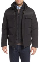 Cole Haan Men's Quilted Military Jacket