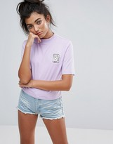 Lazy Oaf Bad Breath T-shirt