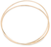 Maison Margiela Twisted Bracelet in Metallics.