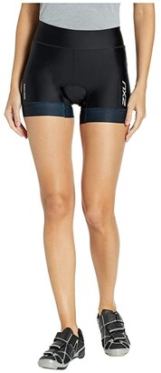 2XU Perform Tri 4.5 Shorts (Black/Black) Women's Shorts