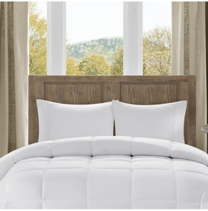 Madison Home USA Winfield Twin/TwinXL Luxury Down-Alternative Comforter, 300-Thread Count