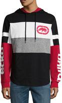 Ecko Unlimited Unltd Long Sleeve Jersey Hoodie