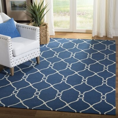 Dark Blue Area Rug Shop The World S Largest Collection Of Fashion Shopstyle