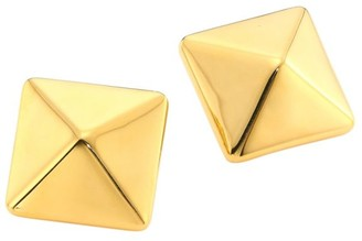 Alberto Milani Millennia 18K Gold Stud Earrings