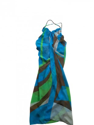 La Perla Blue Dress for Women Vintage