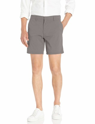 "Goodthreads Men's 7"" Inseam Hybrid Short"