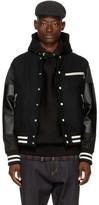 Junya Watanabe Black The North Face Edition Duffle Bag Bomber Jacket