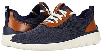 Cole Haan Generation Zerogrand Stitchlite (Optic White Knit) Men's Shoes
