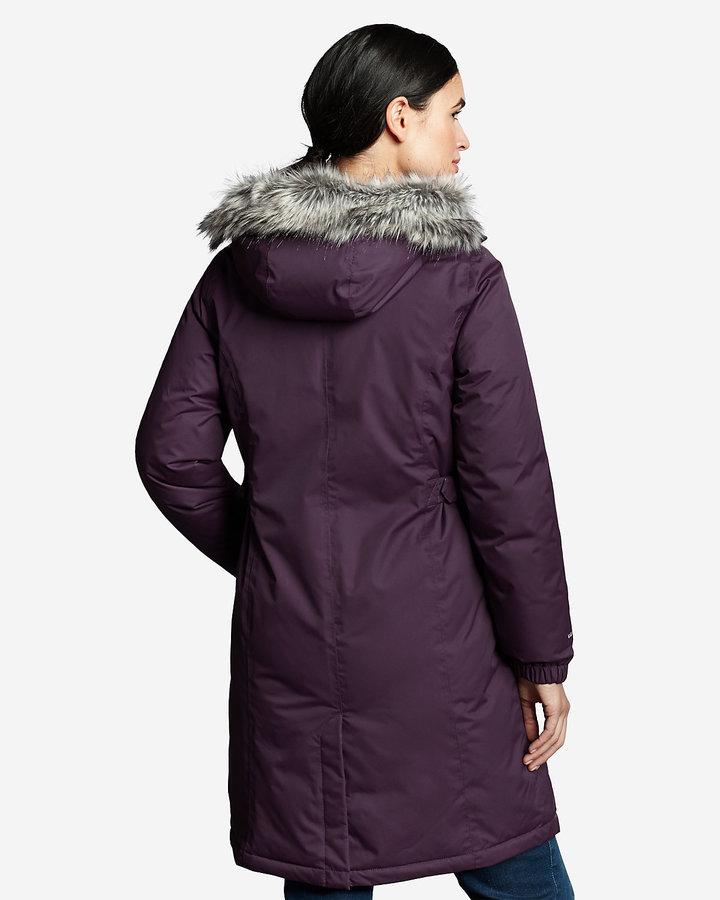 Eddie Bauer Women's Superior Down Stadium Parka