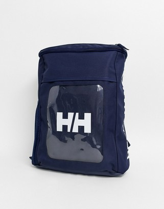 Helly Hansen duffel backpack-Blue