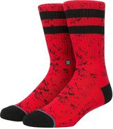 Stance Sprayed Effect Cotton Blend Socks