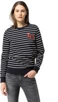 Tommy Hilfiger Stripe Signature Sweatshirt