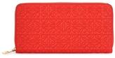 Loewe Zip Around leather wallet