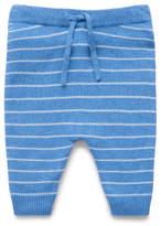 Purebaby Stripey Knit Legging