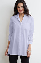 J. Jill Cotton-Stretch Tunic