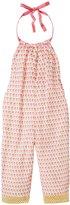 Pink Chicken Blaise Jumper (Baby) - Pink Lemonade Lily Print - 3-6 Months