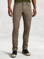 John Varvatos Chelsea Linen Cotton Jean