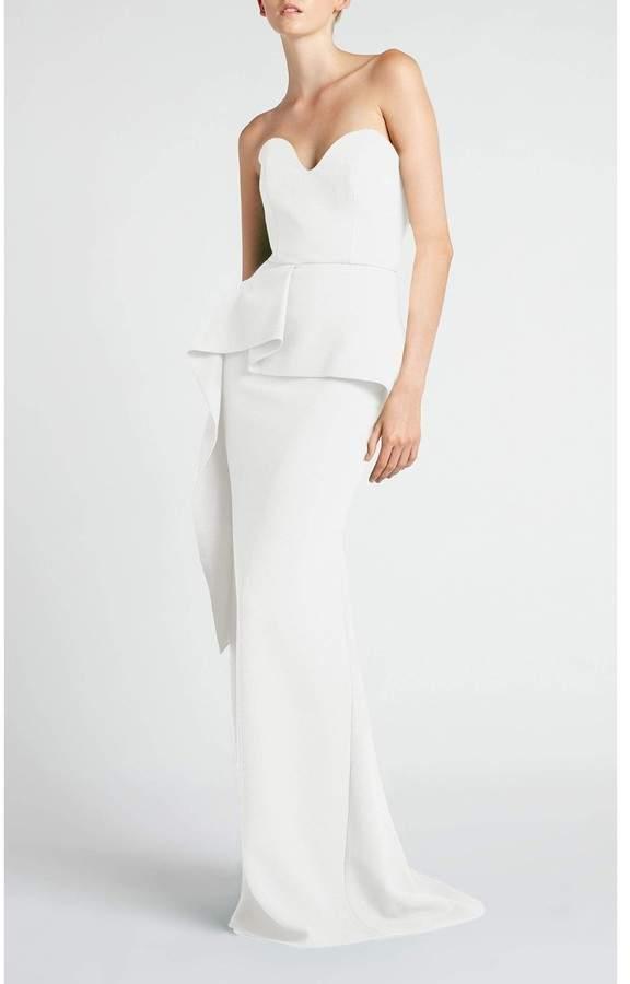 5805cd7622b Roland Mouret White Evening Dresses - ShopStyle