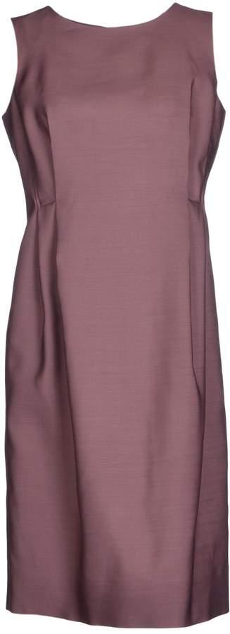 Jil Sander Knee-length dresses