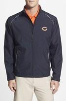 Cutter & Buck Men's Big & Tall 'Chicago Bears - Beacon' Weathertec Wind & Water Resistant Jacket