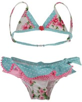Pate De Sable Pom Pom Frilly Bikini