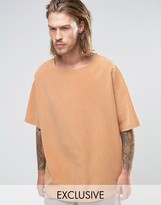 Reclaimed Vintage Oversized Cupro T-Shirt