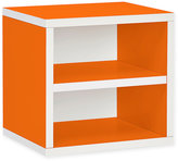 Way Basics Stackable Cube with Shelf