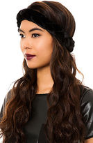 Helena *MKL Accessories The Velvet Braided Headband
