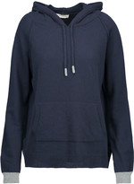 Chinti and Parker Merino wool and cashmere-blend hooded sweater