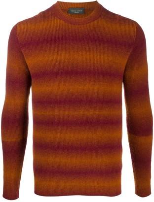 Roberto Collina Ruggine crew-neck sweater