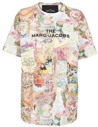 MARC JACOBS, THE The Logo T-shirt