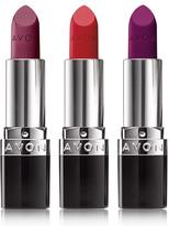 Avon True Color Perfectly Matte Lip Trio