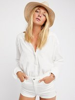 Cp Shades Doublecloth Solid Top by at Free People